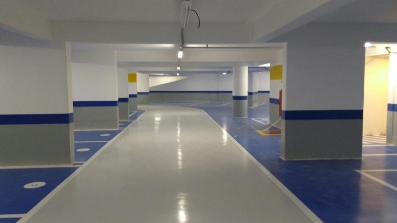 Pintura Epóxi para Estacionamento Preço Várzea Paulista - Pintura Epóxi  para Piso 9bcb4be3333bf