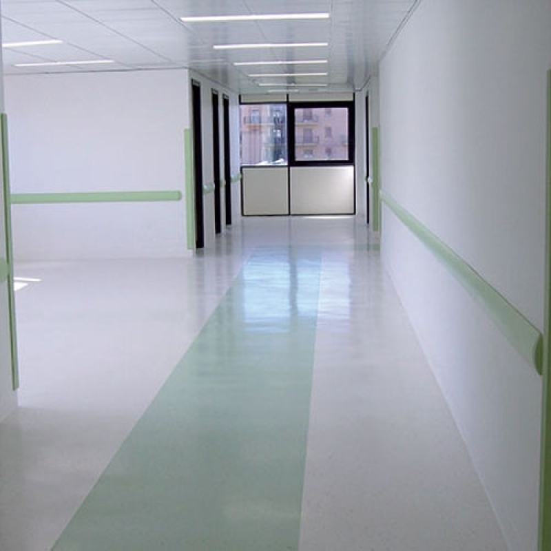 Pinturas Epóxi Hospitalar Cajamar - Pintura Epóxi para Estacionamento