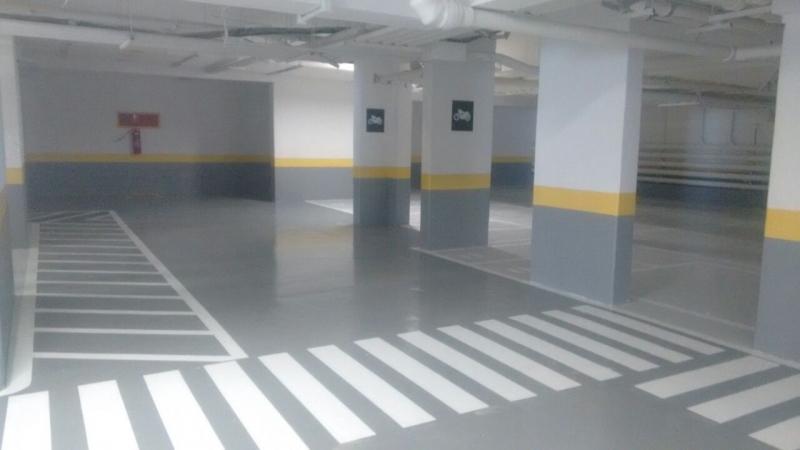Pinturas Epóxi para Estacionamentos de Shopping Nova Odessa - Pintura Epóxi para Estacionamento de Shopping