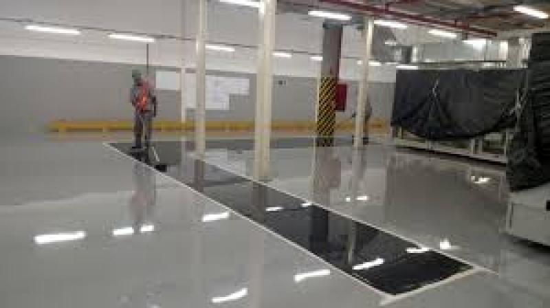 Pintura epxi pintura epoxi para suelos en de terrazo - Pinturas epoxi para suelos ...