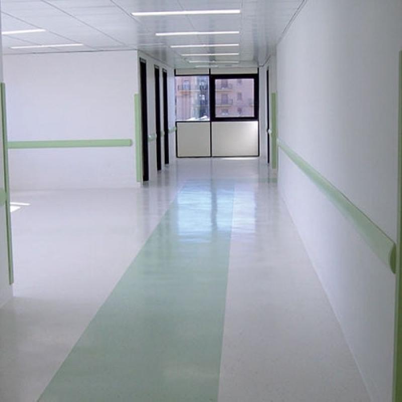 revestimento para piso hospitalar preço Itatiba